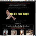 Access Heels And Rope Free