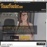Account For Tessa Fowler Free