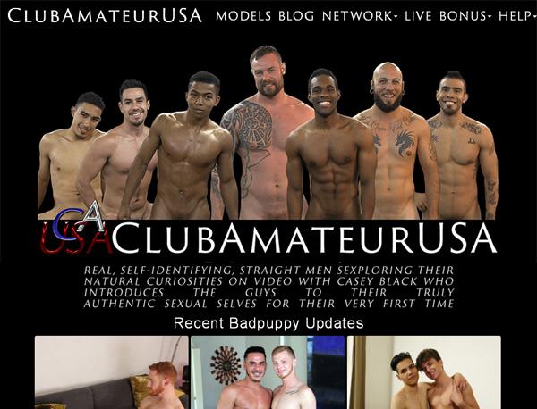 Clubamateurusa Logins Free