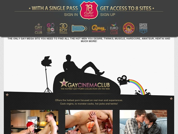 Free Accounts On 18 Gay Passport