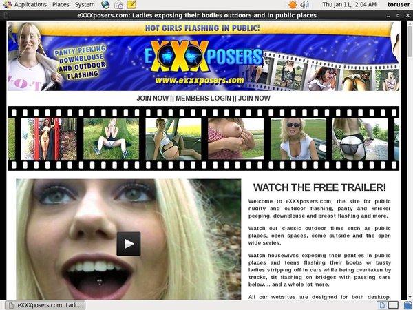 Free Exxxposers.com Premium Passwords
