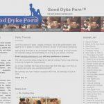 Free Full Good Dyke Porn Porn