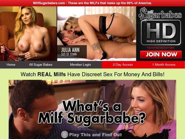 Free Milf Sugar Babes Accounts
