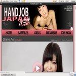 Handjob Japan List