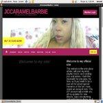 Jcaramelbarbie.modelcentro.com Accounts Passwords