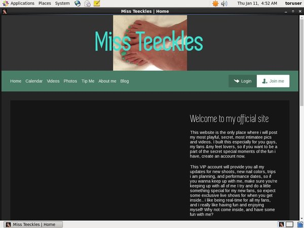 Miss Teeckles Full Episodes
