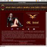 New Princess-fatale.com Accounts