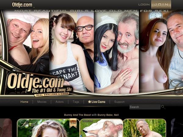 Oldje.com User Pass