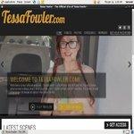 Tessa Fowler Password Accounts