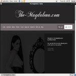 Themagdalena.modelcentro.com Sign Up
