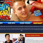 Gay Facial Lovers Free User