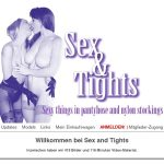 Sex And Tights Register Form