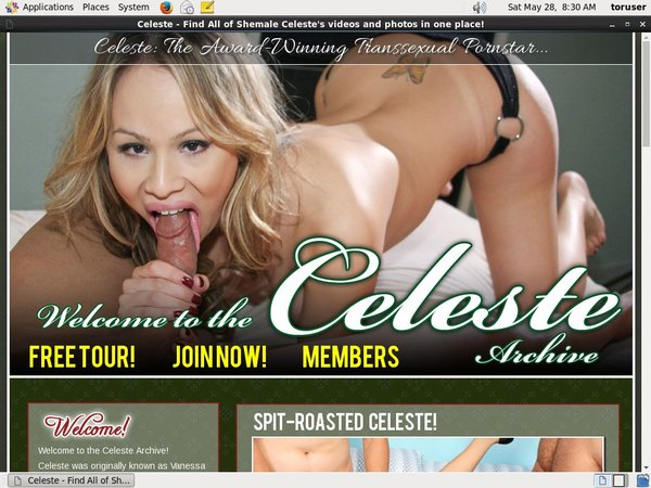 TS Celeste Stream