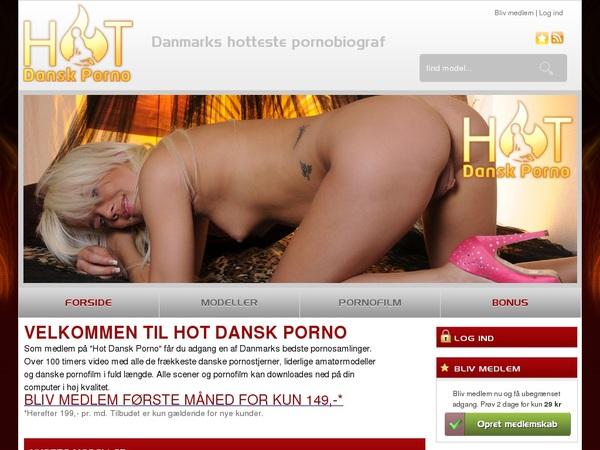 Hot Dansk Porno Join With ClickandBuy