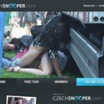 Czech Snooper Bank