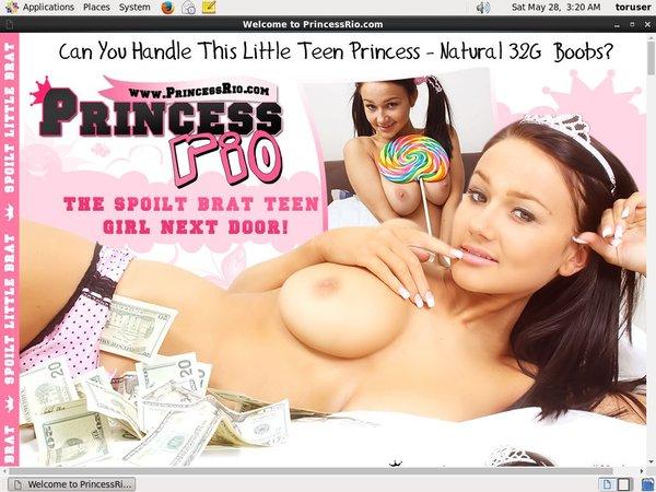 Princess Rio Parola D'ordine Gratuito