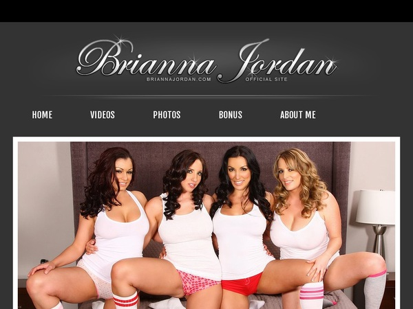 Brianna Jordan Preview