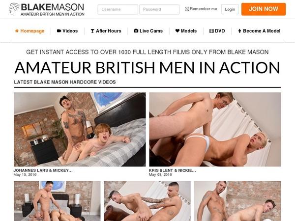 New Blake Mason
