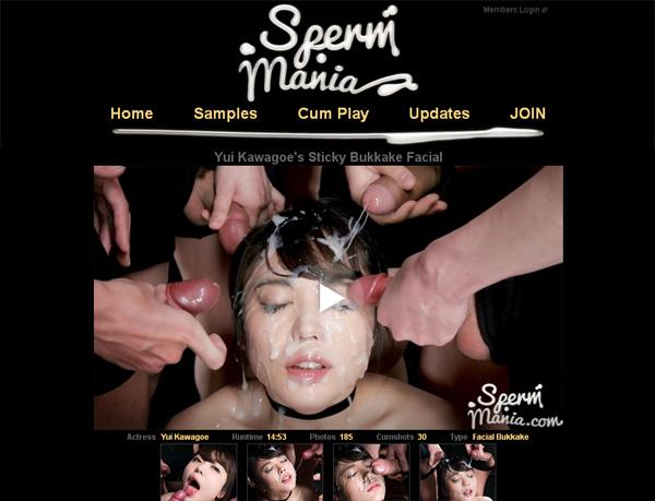 Spermmania.com Pago