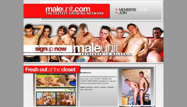 Maleunit Account For Free