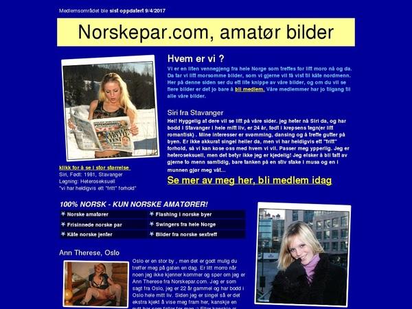 Norske Par Imagepost