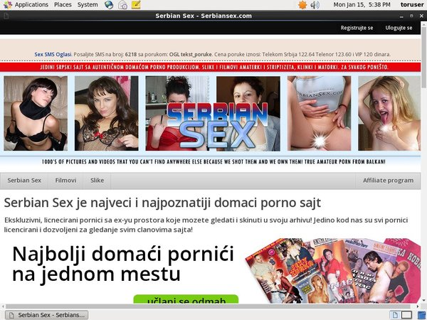 Serbiansex.com Porn Video
